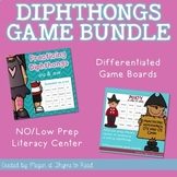 Diphthongs ou/ow and oi/oy Game