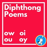 Diphthongs: ow/ou and oi/oy Diphthongs