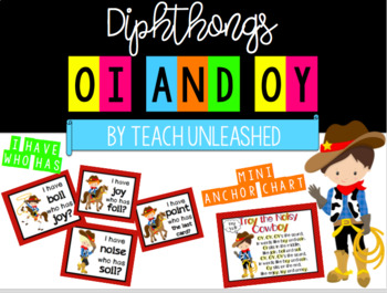 Diphthongs oy & oi