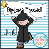 Diploma Freebie