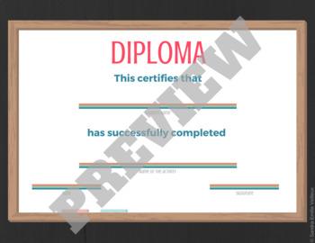 Diploma - White Board