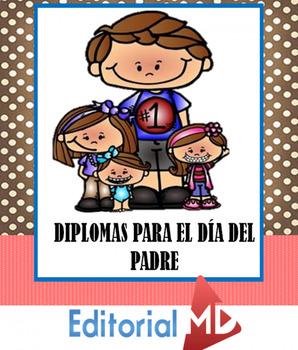 Diplomas para el día del padre