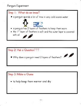 Penguin Experiment