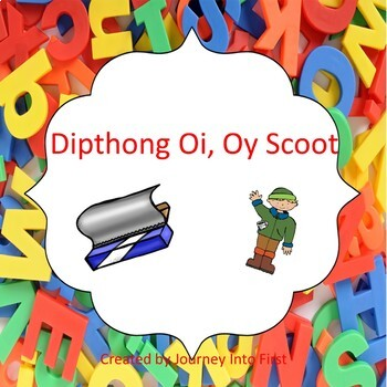 Diphthong Oi, Oy Scoot Game