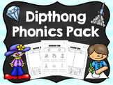 Dipthong Phonics Pack