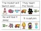 Dipthong Sentences Read & Clip Cards