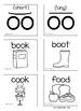 Dipthong Sort: OO  & OO (Color and B&W)