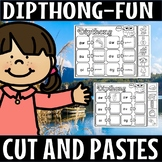 Dipthong cut and paste