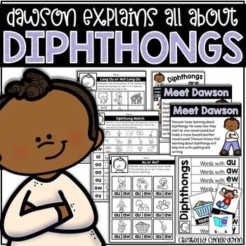 Diphthongs: Dawson Explains All About Dipthongs