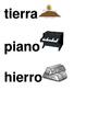 Dipthongs Diptongos y Hiatos Spanish Syllables