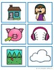 Diphthongs Pocket Chart Cards