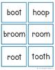 Dipthongs: Pocket Chart Cards {oo, oi, oy, ou, ow, au, aw, ew}