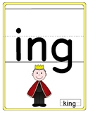 Dipthongs and Digraph Handwriting Without Tears Style
