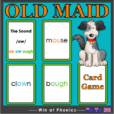 Dipthongs ou and ow Game - /ow/ Phonics Reading Practice Activity