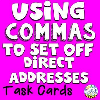 Direct Addresses