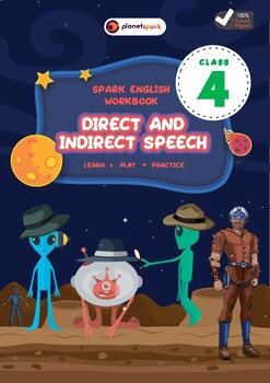 Direct And Indirect Speech for Grade 4