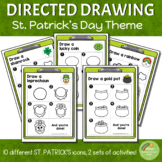 Direct Drawing - St. Patrick's Day Theme