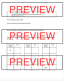 Direct & Inverse Variation: An Algebra 1 Inquiry Based Project to Discovery