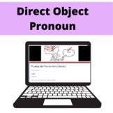 Direct Object Pronoun