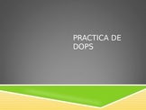 Direct Object Pronoun (Spanish) Game