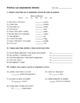 Direct Object Pronoun Spanish Worksheet