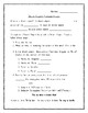 Direct Object Pronouns Notes and Practice Packet for Spanish