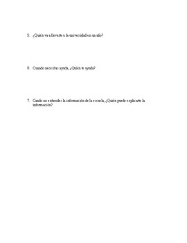 Direct Object Pronouns worksheet (Realidades 2)
