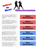 Direct VS. Indirect Characterization Sort