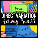 Direct Variation Bundle
