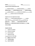 Direct and Indirect Articles in Spanish