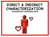 Direct and Indirect Characterization PowerPoint Introduction