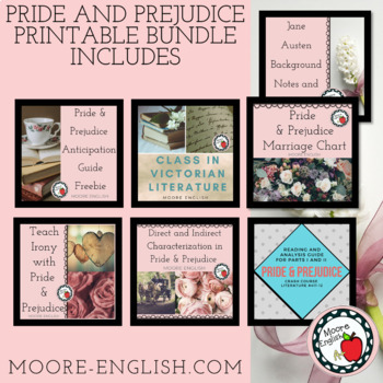 Direct and Indirect Characterization in Pride and Prejudice