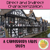 Direct and Indirect Characterization in The Canterbury Tales