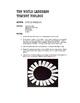 Spanish Direct and Indirect Object Pronoun Circle Puzzle