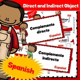 Direct and Indirect Object  in Spanisch Grammar