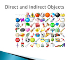 Direct and Indirect Objects PowerPoint