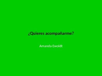 Direct object prounouns with INVITAR and ACOMPANAR