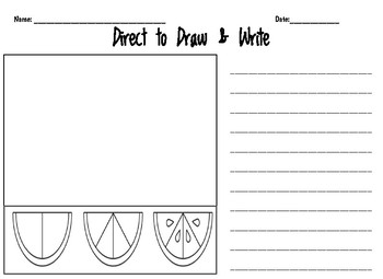 Direct to DRaw and WRite