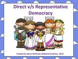 Direct versus Representative Democracy (PDF)