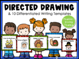 Directed Drawing and Writing - Thanksgiving