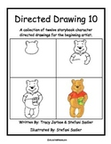 Directed Drawing 10: Story Book Characters