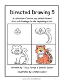 Directed Drawing 5: Zoo Animals
