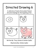 Directed Drawing 6: Farm Animals