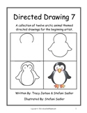 Directed Drawing 7: Artic Animals