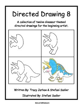 Directed Drawing 8: Dinosaurs