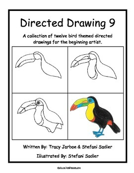 Directed Drawing 9: Birds