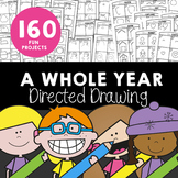 Directed Drawing - A Whole Year