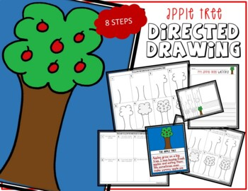 Directed Drawing - Apple Tree