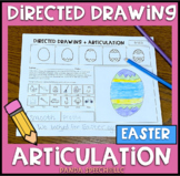 Directed Drawing Articulation: Easter Theme