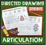 Directed Drawing Articulation: Spring Theme